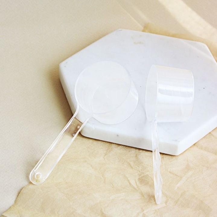 피부 자격증 재료 단품 계량컵